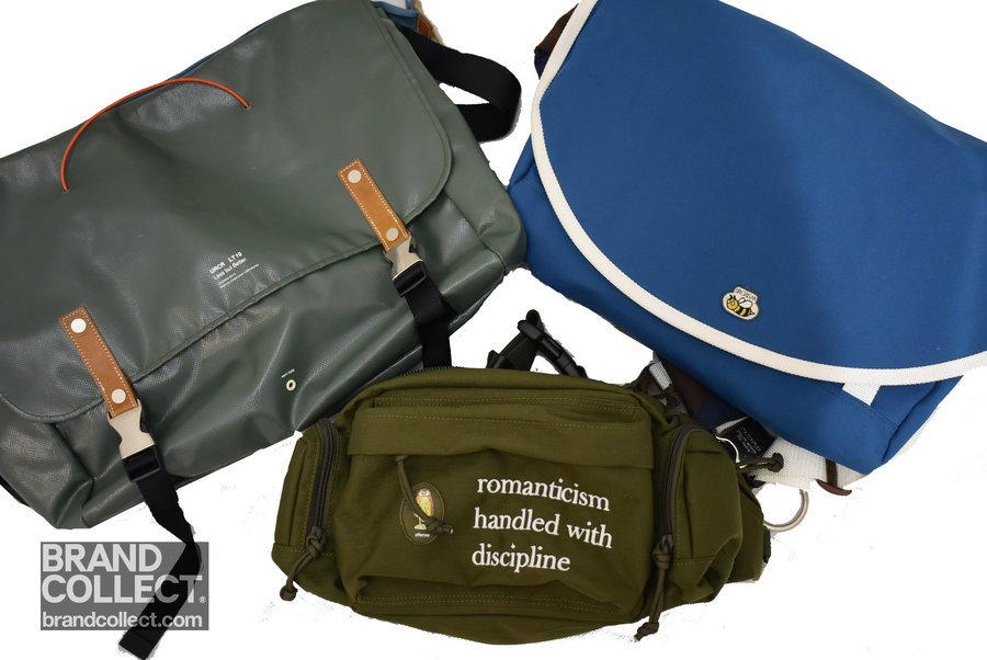 デイリーユースに便利!Less but Better期のメッセンジャーバッグなどUNDERCOVER(アンダーカバー)のバッグを入荷いたしました