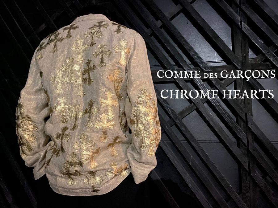 【入荷速報】CHROME HEARTS×COMME des GARCONSスペシャルなアイテムが入荷しました!