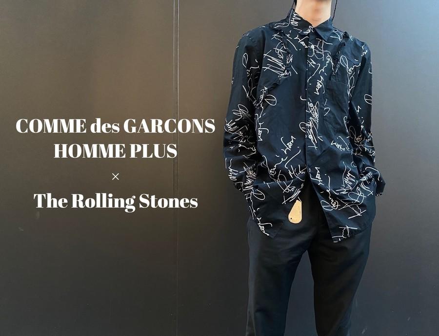 【新着入荷】買取イベント対象ブランドCOMME des GARCONS HOMME PLUSのフリルシャツが入荷致しました。