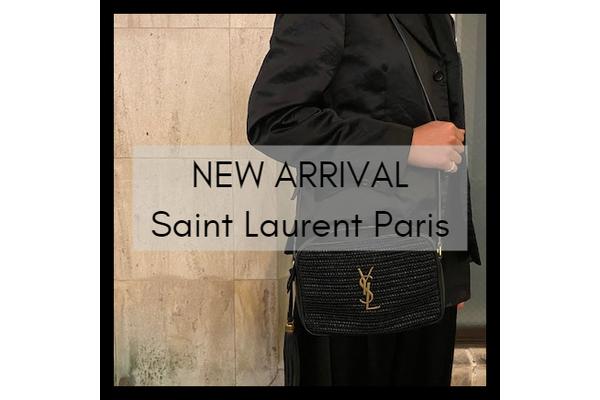 Saint Laurent Parisのショルダーバッグが竹下通り店に入荷致しました。