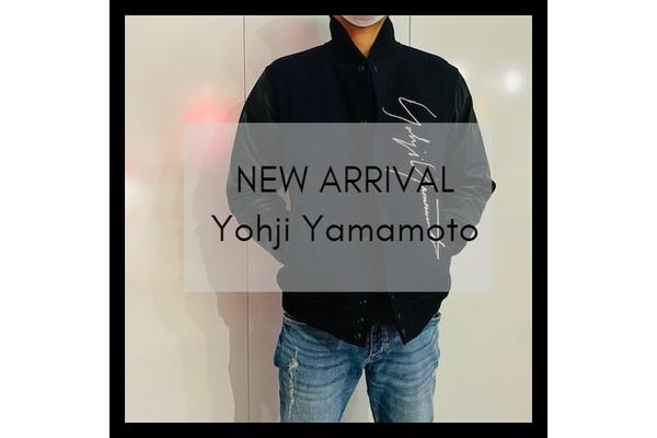 Yohji Yamamoto×NEW ERAが竹下通り店に入荷しました。