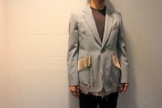 sulvam(サルバム)から、カットオフジャケットをお買取りさせていただきました。:画像1