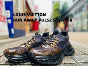 【新着入荷】LOUIS VUITTONよりRUN AWAY PULSE SNEAKERのご紹介。:画像1