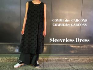 【新着入荷】買取イベント対象ブランドCOMME des GARCONS COMME des GARCONSのノースリーブワンピースが入荷致しました。