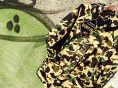 【BC原宿店】BAPE (エイプ) 15AW人気の1stCAMO スノボジャケット買取入荷です!:画像1