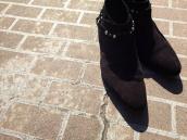 【BC原宿店】saint laurent paris(サンローランパリ)ブーツ 買取入荷!!ロカビリーなアイテムです!!:画像1