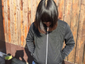 【BC原宿店】CHRISTIAN DADA(クリスチャンダダ) Bonding Feather Embroidery Flight JKT入荷!!:画像1