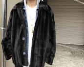 【BC原宿店】 DSMG (ドーバーストリートマーケットギンザ) 取り扱い!GOSHA RUBCHINSKY (ゴーシャラブチンスキー) ファージャケット 買取入荷!!:画像1