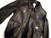 【BC原宿店】WTAPS(ダブルタップス)レザージャケット等の名作を買取入荷!!:画像1