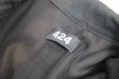 【BC原宿店】話題のブランド424(フォートゥーフォー)のコートが買取入荷しました!!:画像1