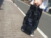【BC原宿店】TUMI(トゥミ)x SOPHNET(ソフネット) 大人気ブランドのコラボバッグを入荷!!:画像1