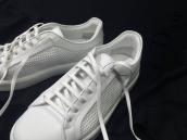 【BC原宿店】Dior homme(ディオールオム) 16AW ホワイトレザースニーカー買取入荷!:画像1