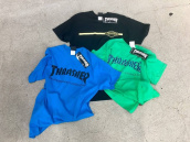 【BC原宿店】THRASHER(スラッシャー)Tシャツ 多数入荷しました!:画像1