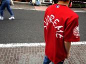 【BC原宿店】15SS Supreme(シュプリーム)×Yankees(ヤンキース) コラボ ベースボールシャツを入荷しました!:画像1