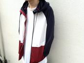 【BC原宿店】DIOR HOMME(ディオールオム) ファッション雑誌掲載モデルの16SSトリコロールナイロンパーカーを入荷!:画像1