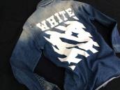 【BC原宿店】OFF WHITE(オフホワイト) 14SS デニムシャツ 待望の買取入荷!!:画像1