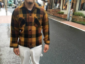 【BC原宿店】 08AW (テンダーロイン) 大人気のバッファローチェックジャケットを入荷しました!:画像1