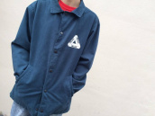 【BC原宿店】PALACE Skateboards(パレススケートボード) Coach JacketとSupreme(シュプリーム) PCL Sweatshortを入荷しました!:画像1