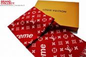 速報!Supreme(シュプリーム)× Louis Vuitton(ルイヴィトン)カシミア混マフラー入荷!!!:画像1