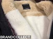 Calvin Klein 17AW Lamb Fur Bomber Jacket 入荷しました!!:画像1