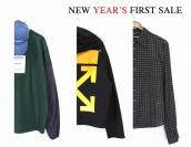 第二弾!新年を飾るオススメインポートブランドアイテムを一挙放出!!!:画像1