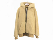 [新入荷情報] ACNE STUDIO LEANDER HOODED SHEARL ING JACKET入荷!!!:画像1