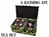 珍品入荷!!??A BATHING APEから茶器セット買取致しました!!!:画像1