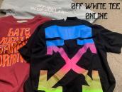 【原宿店オンラインショップ】OFF WHITE ( オフホワイト ) Tシャツ 特集!!!:画像1