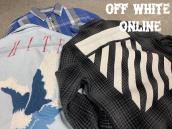 【原宿店オンラインショップ】OFF WHITE ( オフホワイト ) シャツ 特集!!!:画像1
