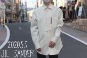 【原宿店オンラインショップ】20SS JIL SANDER (ジルサンダー)から一癖あるシャツが入荷!!! :画像1