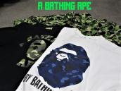 【カモ・カモ・カモ!!!】A BATHING APEから夏にピッタリなアイテムセレクトいたしました!!!:画像1