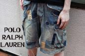 【素晴らしい作りこみ!!】POLO RALPH LAURENから再構築ハーフパンツ入荷!!!:画像1