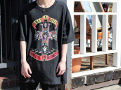 【ロック好き必見!!!】FOGからバンドTシャツ入荷!!:画像1