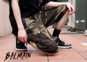 【避暑地パンツ!!】BALMAIN(バルマン)から BERMUDA HALF PANTS買取致しました!!!:画像1