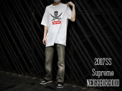 【激レア!!!】Supreme(シュプリーム)×NEIGHBORHOOD(ネイバーフッド)コラボTシャツ入荷!!!:画像1