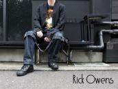 【シルエットに注目!!】Rick Owens(リックオウエンス) 1B テーラードジャケット入荷!!!:画像1