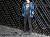 【日本ブランド!!】KUON(クオン)よりパッチワークジャケット入荷!!!:画像1