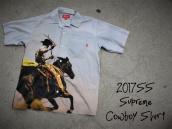 【Marlboroをサンプリング!!】2017SS Supreme(シュプリーム)Cowboy Shirt入荷!!!:画像1
