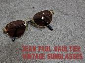 【サングラスのロマン!!】Jean Paul Gaultier(ジャン・ポール・ゴルチエ)からサングラス入荷!!!:画像1