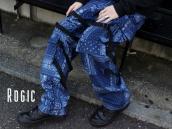 【東京から!!】Rogic(ロジック)から PAISLEY BONDAGE PANTS入荷!!!:画像1