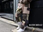 【アジアブランドがアツい!!!】MAISON EMERALD(メゾンエメラルド)からパンツ入荷!:画像1