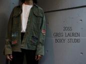 【ヴィンテージ好きの方にオススメ!】20SS GREG LAUREN(グレッグローレン)からアイテム入荷!!!:画像1