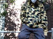 【フクロウとモンキー!!】OVO(オーブイオー) X BAPE(エイプ)からコラボアイテム入荷!!!:画像1