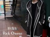 【スラブって!?】19AW Rick Owens(リックオウエンス)からSlab Coat入荷!!!:画像1
