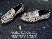 【ロシアとロンドン!!】Gosha Rubchinskiy(ゴーシャラブチンスキー)×BURBERRY(バーバリー)からコラボアイテム入荷!!!:画像1