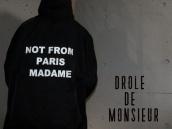 【フレンチ・ストリート!】DROLE DE MONSIEUR(ドロール ド ムッシュ)からレインコート入荷!!!:画像1