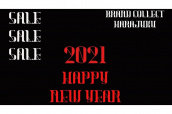 【2021!!!】New Year Sale開催中です!!:画像1