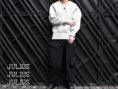 【日本のモード代表!!!】JULIUS(ユリウス)からアイテム入荷!!:画像1