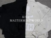 【当店イチオシパーカー!!】KITH(キス)とMASTERMIND WORLD(マスターマインド ワールド)のコラボアイテム入荷!!!:画像1