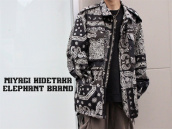 【バッチリなコラボレーション!!】MIYAGI HIDETAKA(ミヤギヒデタカ)×ELEPHANT BRAND(エレファントブランド)からコラボアイテム入荷!!!:画像1